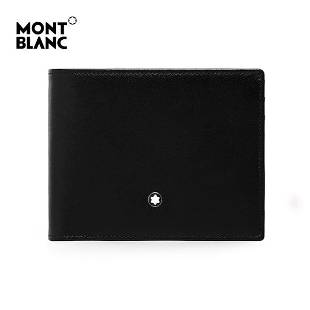 [몽블랑 MONTBLANC] 118292 / 마이스터스튁 6cc 반지갑
