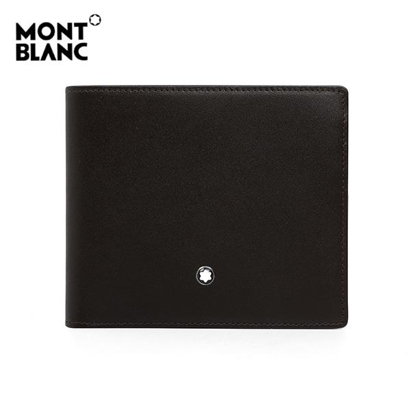 [몽블랑 MONTBLANC] 118299 / 마이스터스튁 8cc 반지갑
