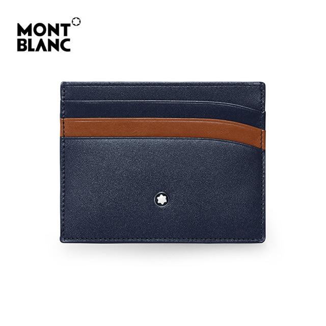 [몽블랑 MONTBLANC] 118309 / 마이스터스튁 6cc 카드지갑