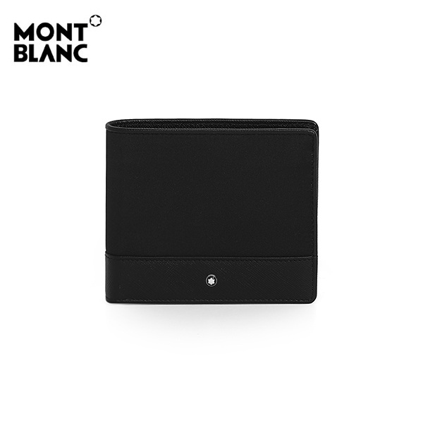 [몽블랑 MONTBLANC] 118393 / 사토리얼 제트 8cc 반지갑 타임메카