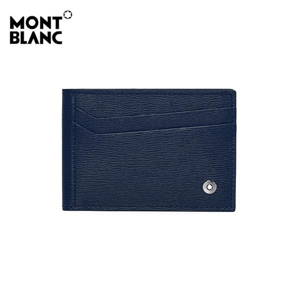 [몽블랑 MONTBLANC] 118661 / 4810 웨스트사이드 접이식 카드지갑 타임메카