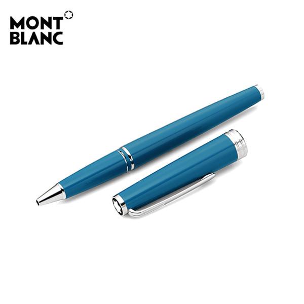 [몽블랑 MONTBLANC] 119583 / 픽스 페트롤 블루 수성펜 타임메카
