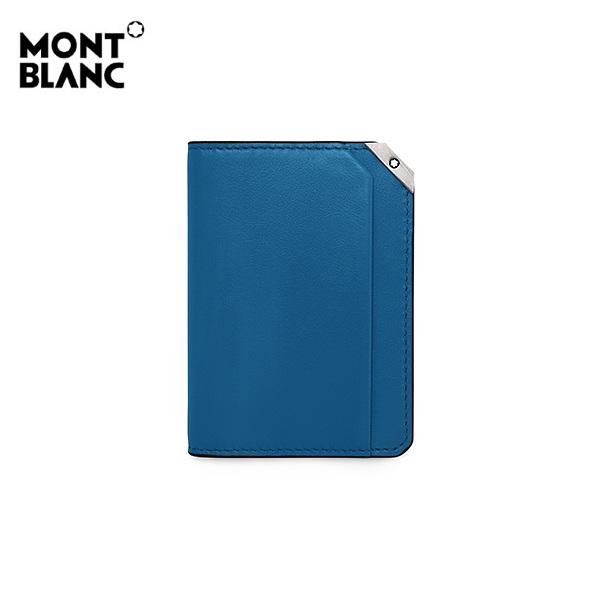 [몽블랑 MONTBLANC] 124100 / 마이스터스튁 어반 명함 겸 카드지갑 타임메카