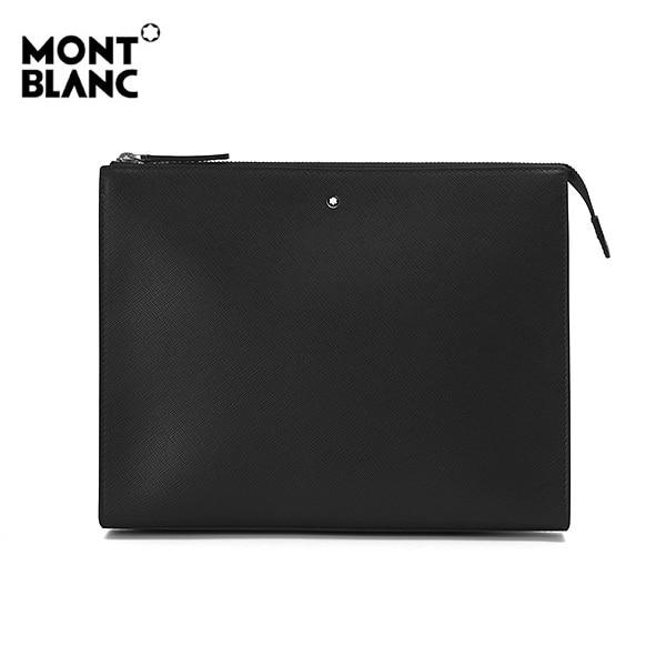 [몽블랑 MONTBLANC] 126054 / 사토리얼 클러치백(블랙) 타임메카