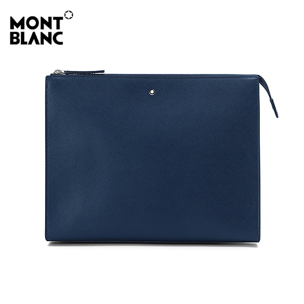 [몽블랑 MONTBLANC] 126055 / 사토리얼 클러치백(네이비) 타임메카