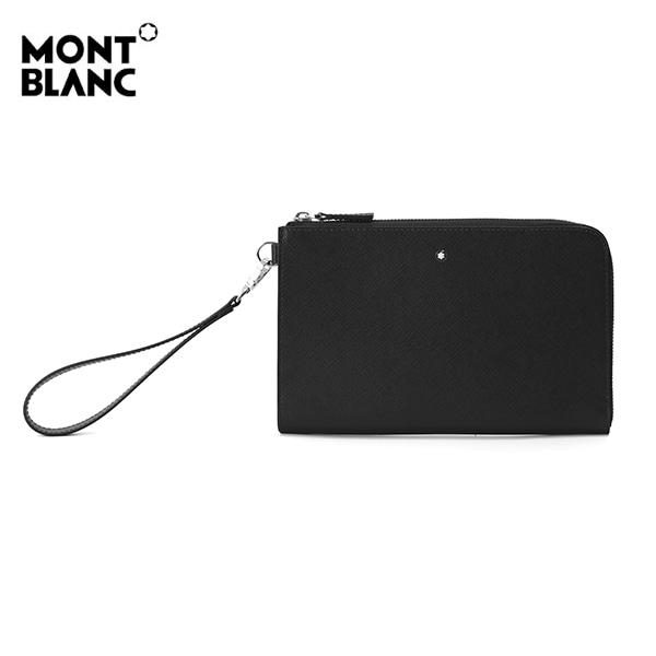 [몽블랑 MONTBLANC] 126058 / 사토리얼 스몰 파우치 클러치백(블랙) 타임메카