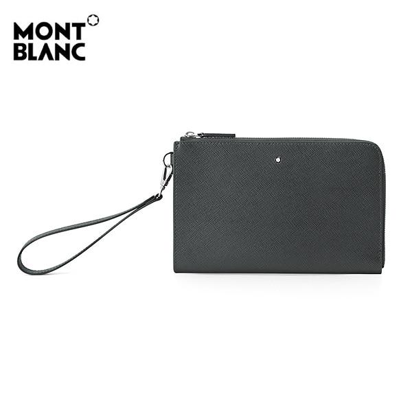 [몽블랑 MONTBLANC] 126060 / 사토리얼 스몰 파우치 클러치백(그레이) 타임메카