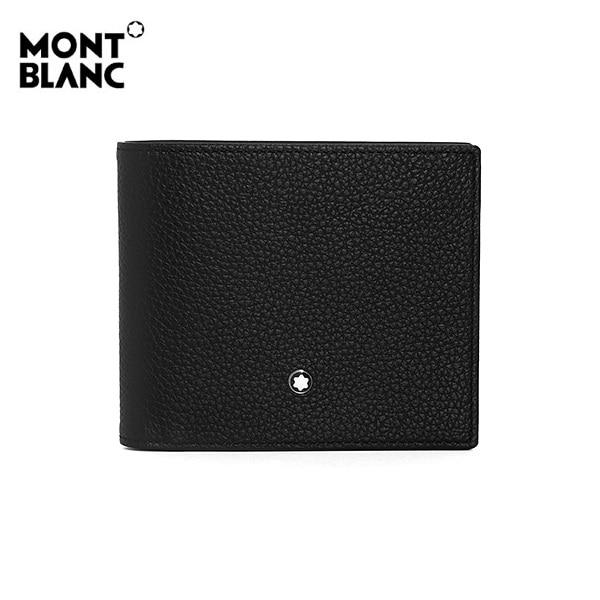 [몽블랑 MONTBLANC] 126250 / 마이스터스튁 소프트 그레인 6cc 반지갑 타임메카