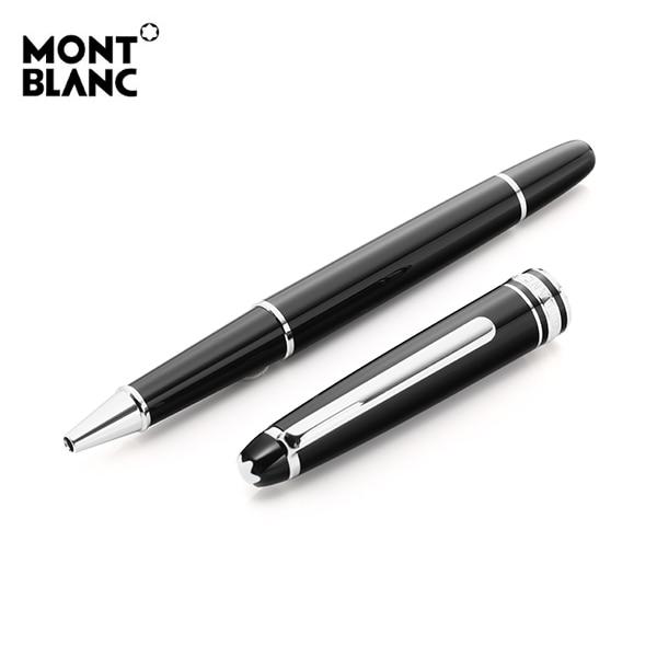 [몽블랑 MONTBLANC] 2865 / 마이스터스튁 플래티넘 코팅 클래식 수성펜