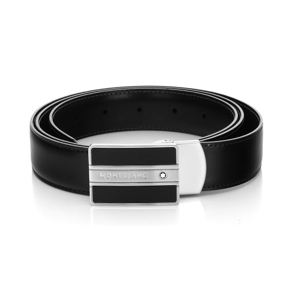 [몽블랑 MONTBLANC] 38156 / BLACK&BROWN 클래식 양면벨트