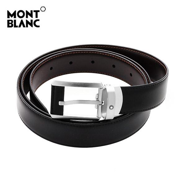 [몽블랑 MONTBLANC] 38158 / BLACK&BROWN 컨템퍼러리 양면벨트