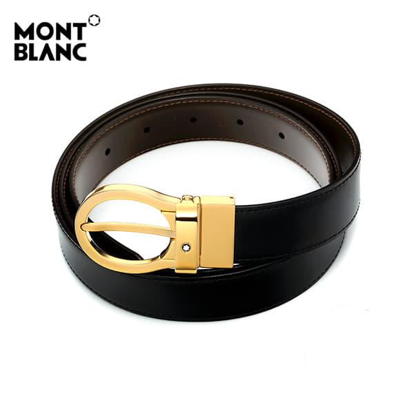 [몽블랑 MONTBLANC] 38579 클래식 라인 양면벨트