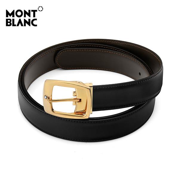 [몽블랑 MONTBLANC] 5562 / 클래식 양면벨트