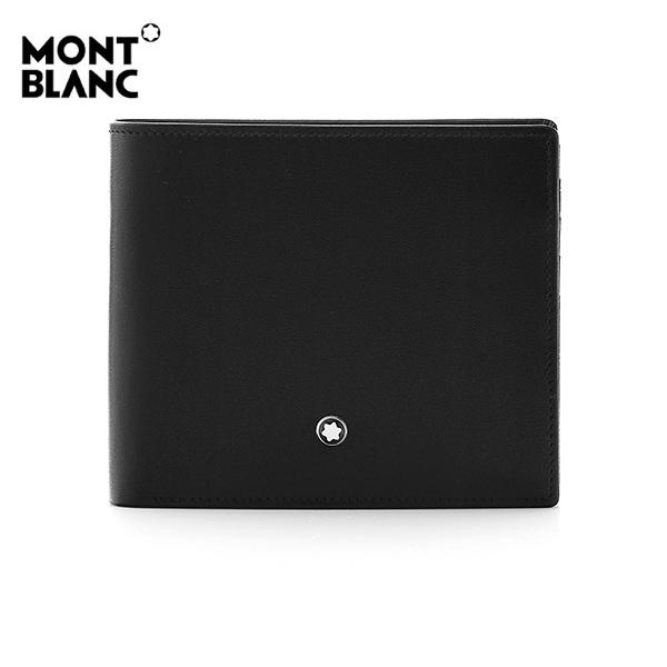 [몽블랑 MONTBLANC] 7162 / 마이스터스튁 11cc 뷰포켓 반지갑