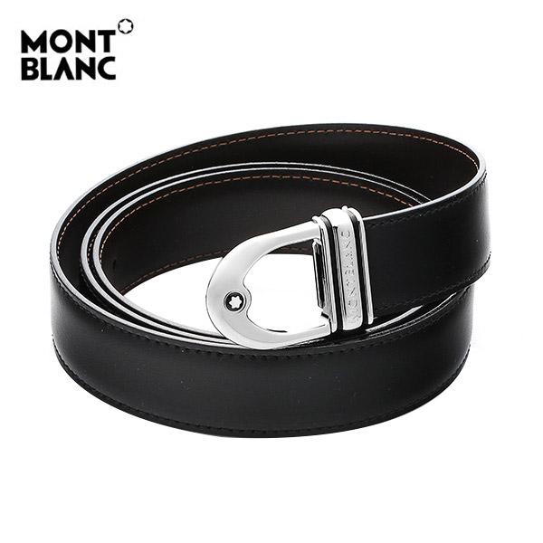 [몽블랑 MONTBLANC] 9693 / BLACK&BROWN 클래식 양면벨트