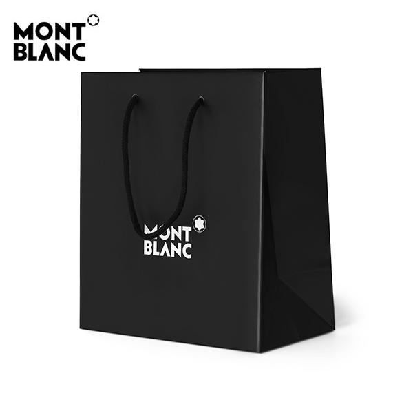 [몽블랑 MONTBLANC] 몽블랑 정품 쇼핑백 타임메카