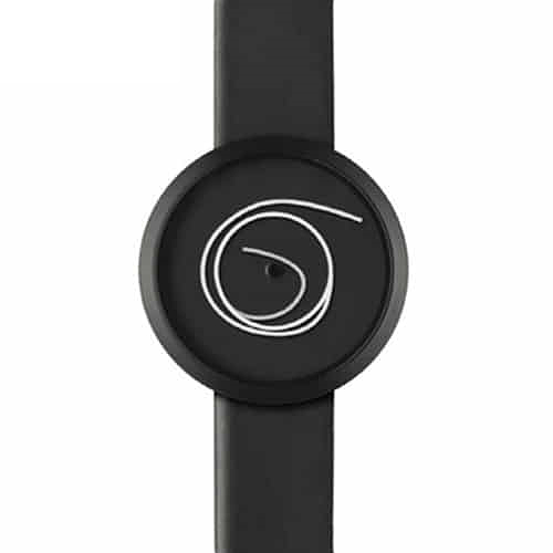 [나바디자인 NAVA DESIGN] O401N-BLACK Unica 우니카 (42mm)