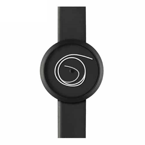 [나바디자인 NAVA DESIGN] O405N-BLACK Unica 우니카 (36mm)