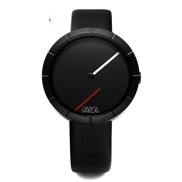☆-) [나바디자인 NAVA DESIGN] O425N / Time Tempo Libero Unisex 36mm