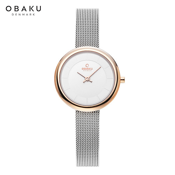 [오바쿠 OBAKU] STILLE ROSE BI (V146LXVIMC) 27mm