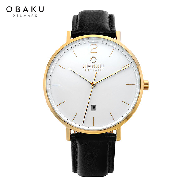 [오바쿠 OBAKU] TOFT MOON (V181GDGWRB) 44mm