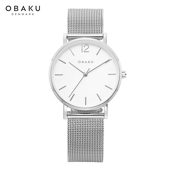 [오바쿠 OBAKU] MARK LILLE STEEL (V197LXCWMC) 32mm