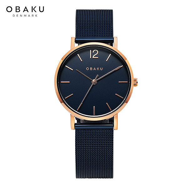 [오바쿠 OBAKU] MARK LILLE OCEAN (V197LXVLML) 32mm