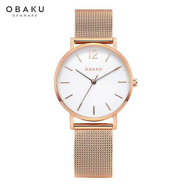 [오바쿠 OBAKU] MARK LILLE ROSE (V197LXVWMV) 32mm