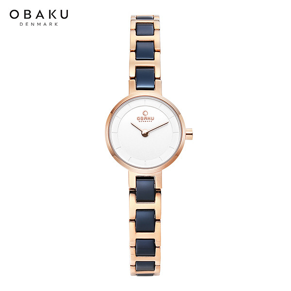 [오바쿠 OBAKU] LET COBALT (V198LXVISL) OB1514A LADIES ANA WATCH 20mm