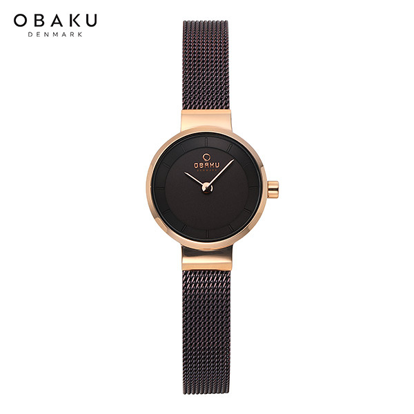 [오바쿠 OBAKU] SPIRE WALNUT (V199LXVNMN) 20mm