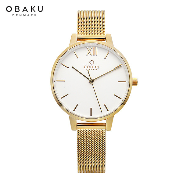 [오바쿠 OBAKU] LIV-GOLD (V209LXGIMG) 31mm