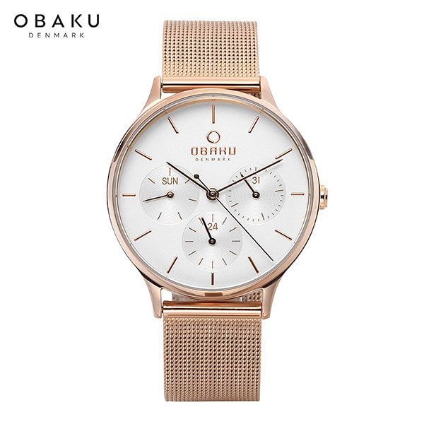 [오바쿠 OBAKU] LIND ROSE (V212LMVIMV) 34mm