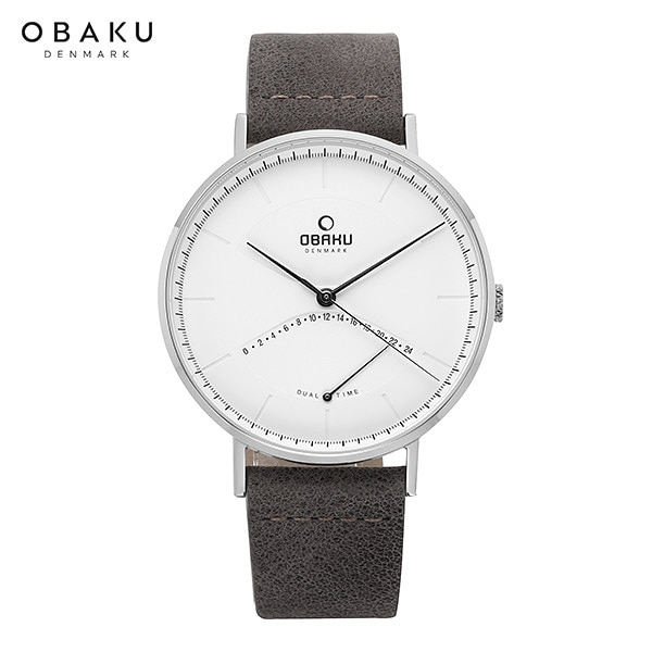 [오바쿠 OBAKU] ELM CLAY (V213GUCIRJ) 42mm