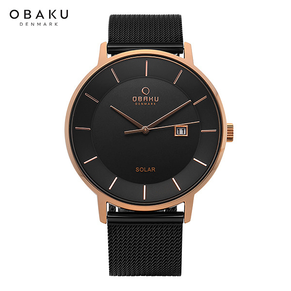 [오바쿠 OBAKU] NORDLYS NIGHT (V222GRVBMB) 42mm
