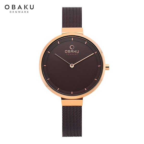 [오바쿠 OBAKU] BLOMME WALNUT (V225LXVNMN) 32mm