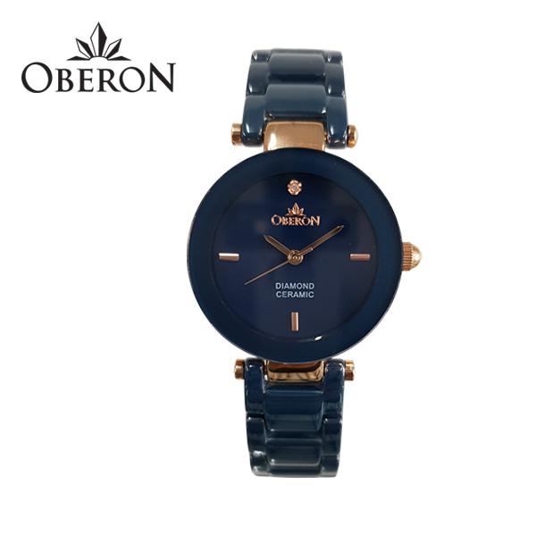 [오베론 OBERON] OB-310RGBL 여성 세라믹시계 28mm