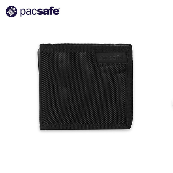 [팩세이프 PACSAFE] 10605100 / RFIDsafe Z100 RFID세이프 Z100 반지갑 (블랙) 타임메카