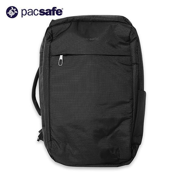[팩세이프 PACSAFE] 60303130 / Vibe 28L 바이브 28L 백팩 (제트 블랙) 타임메카