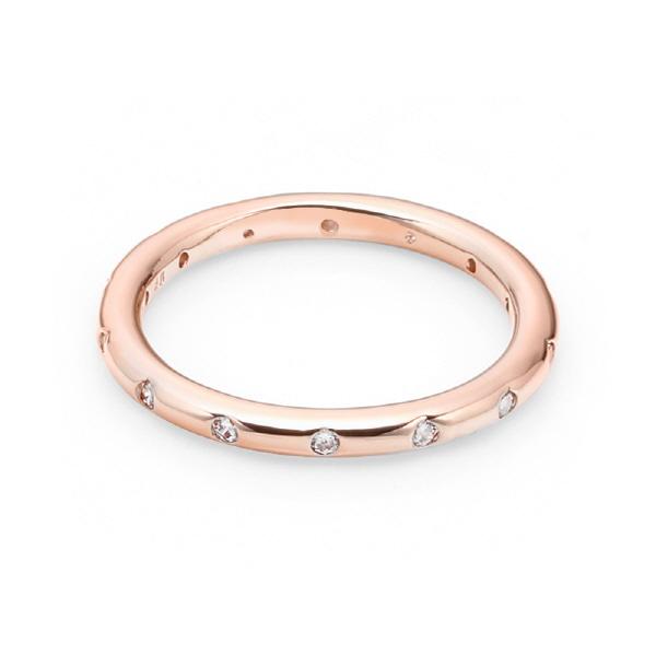 [판도라 PANDORA] 여성 판도라 반지 180945CZ Droplets Ring