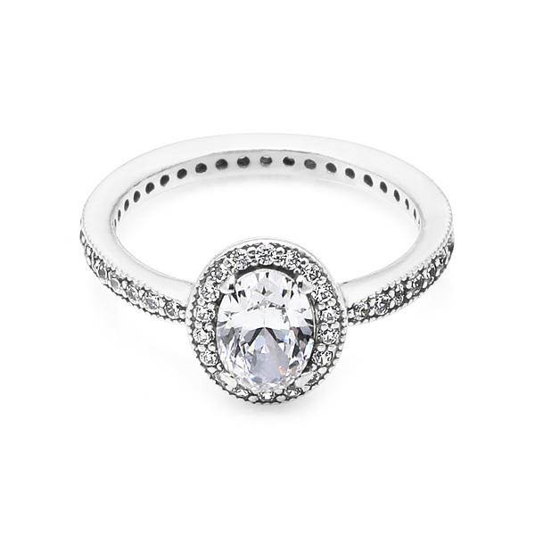 [판도라 PANDORA] 여성 판도라 반지 191017CZ Vintage Elegance Ring