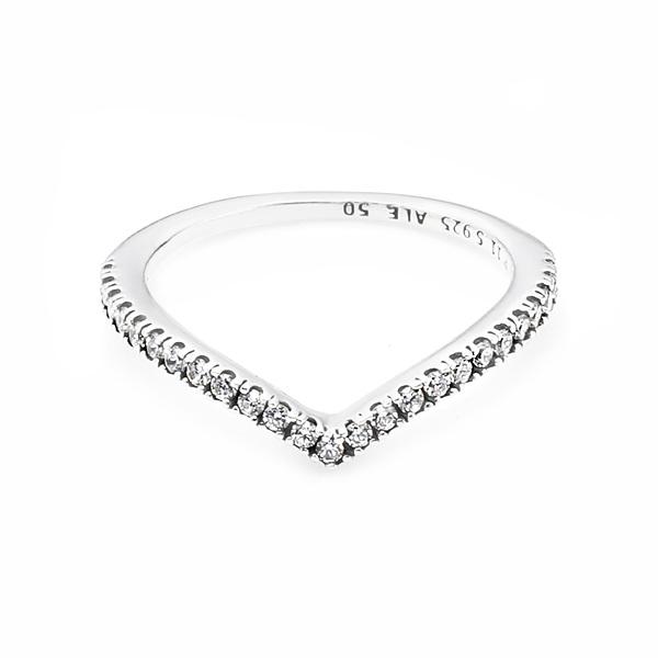 [판도라 PANDORA] 여성 판도라 반지 196316CZ Shimmering Wish Ring