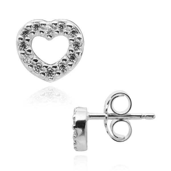 [판도라 PANDORA] 여성 판도라 귀걸이 290528CZ Silver stud earring