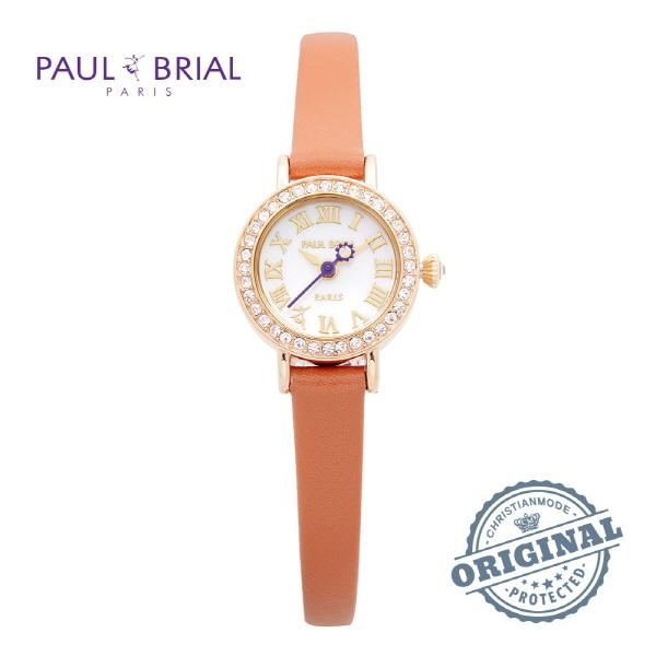 [폴브리알시계 PAULBRIAL] PB8002GDBR_R 마르세유 여성시계