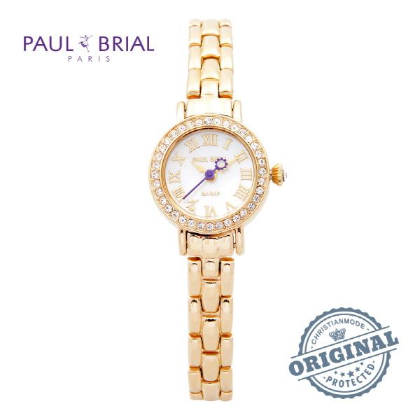 [폴브리알시계 PAULBRIAL] PB8002GD_R 마르세유 여성시계