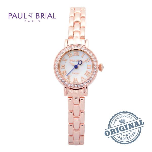 [폴브리알시계 PAULBRIAL] PB8002RG_R 마르세유 여성시계