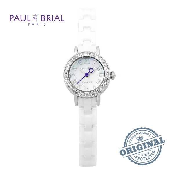 [폴브리알시계 PAULBRIAL] PB8002WSS_R 마르세유 여성시계