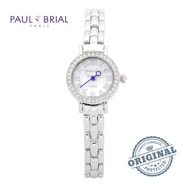 [폴브리알시계 PAULBRIAL] PB8002WS_R 마르세유 여성시계