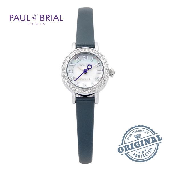 [폴브리알시계 PAULBRIAL] PB8002WTNV_R 마르세유 여성시계