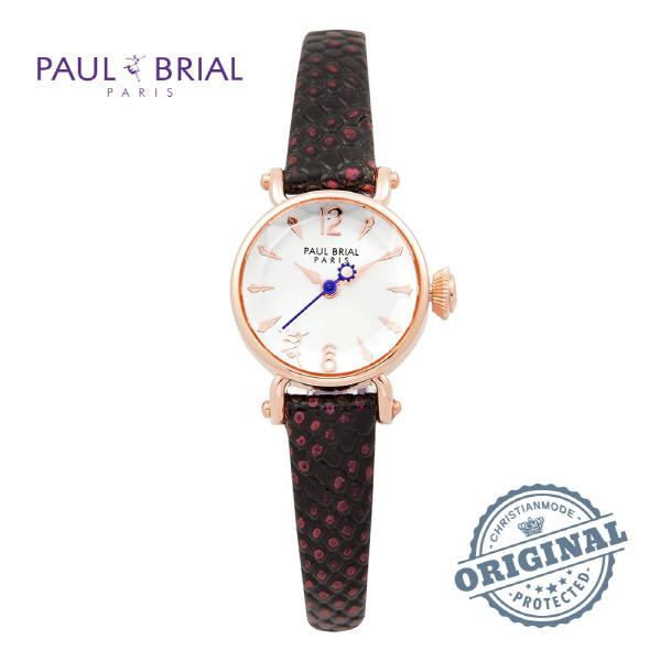 [폴브리알시계 PAULBRIAL] PB8003RG_PBK