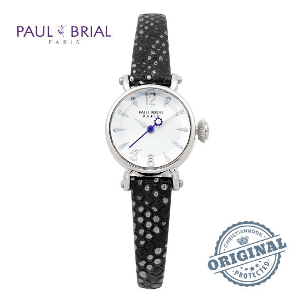 [폴브리알시계 PAULBRIAL] PB8003WTWBK 이유비 시계